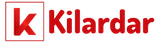Kilardar temperature and humidity monitoring system white logo